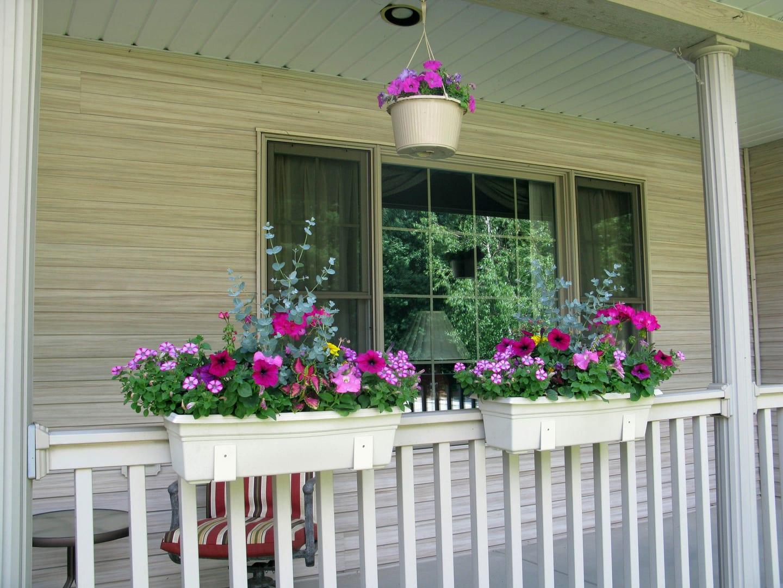 MIDE Fence Hooks T-rail Flower Box Hooks