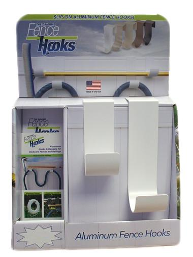 MIDE Hooks Store Display