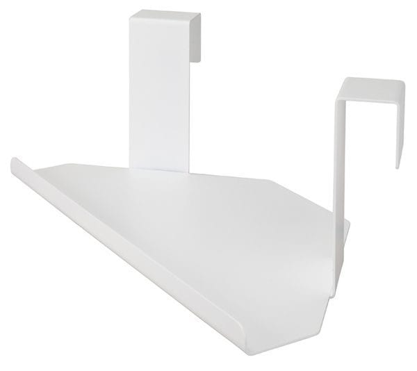 MIDE Corner Shelf - White