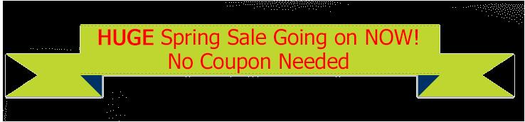 MIDE Spring Sale