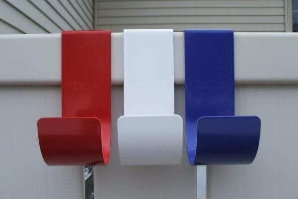 MIDE Patriot Hooks 3 Pack 6 inch