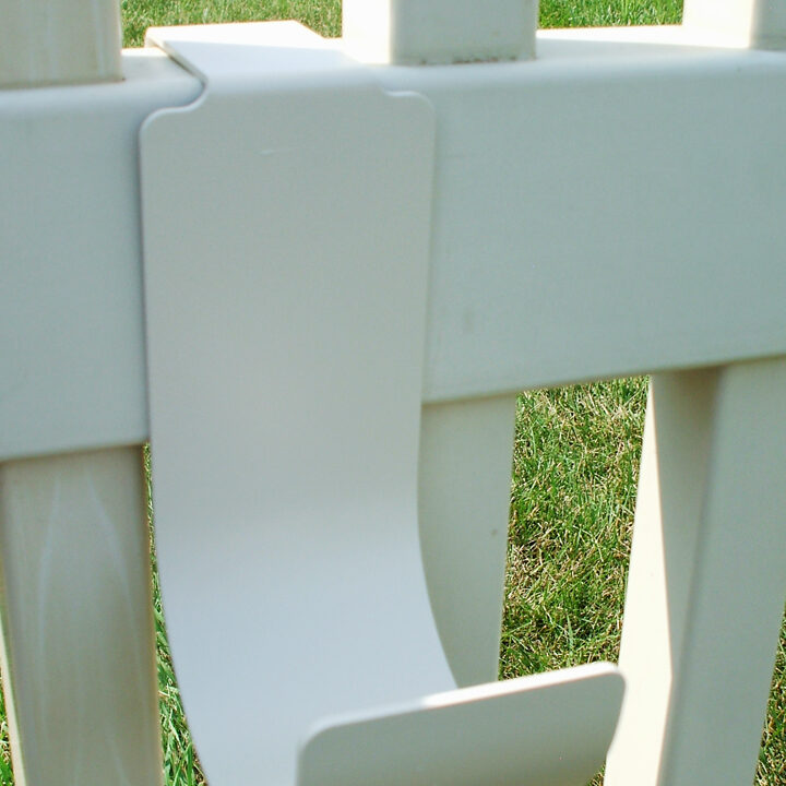 MIDE Products Hook for Picket Fences